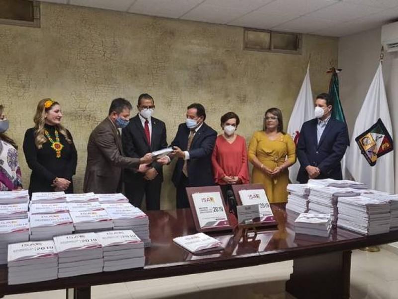 Logró Sara Valle sustentar observaciones en cuenta pública: Diputada Uribe