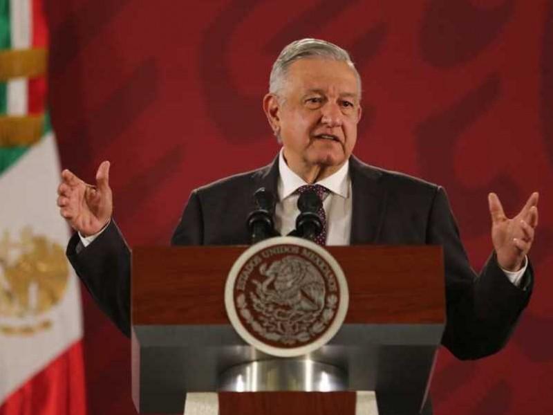 López Obrador celebra histórica reforma constitucional de pensiones en México