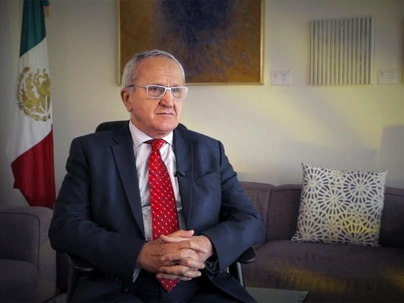 López Obrador postula a Jesús Seade para dirigir la OMC