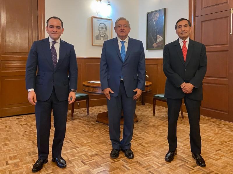 López Obrador propone a Arturo Herrera como gobernador de Banxico