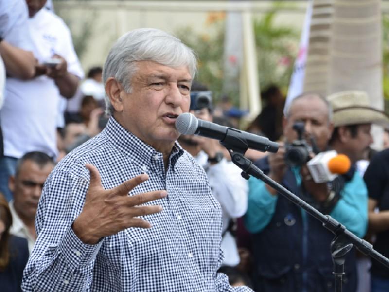 López Obrador realizará campaña en Chiapas