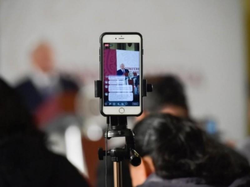 López Obrador respalda registro de datos biométricos