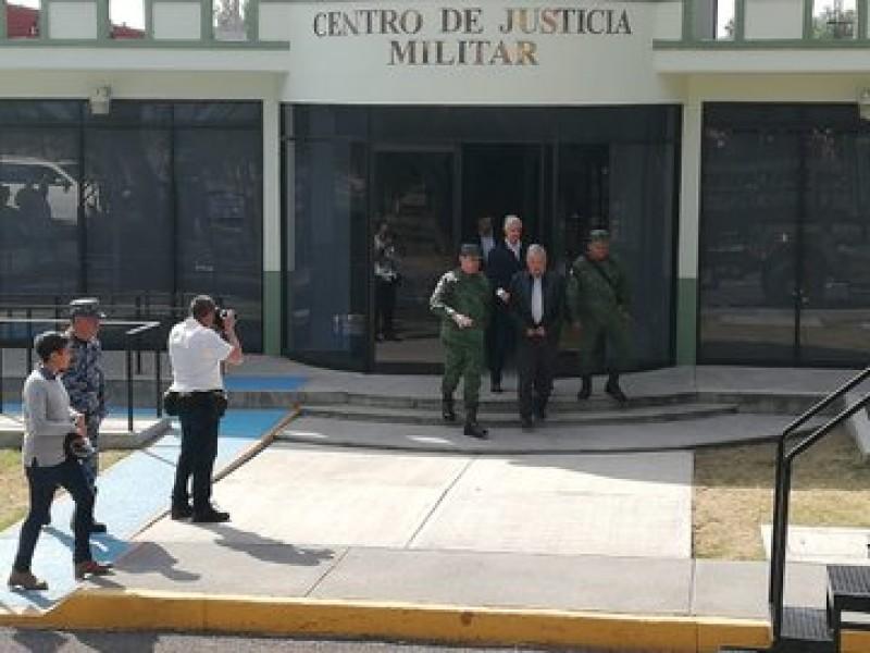 López Obrador supervisa avances de Santa Lucía