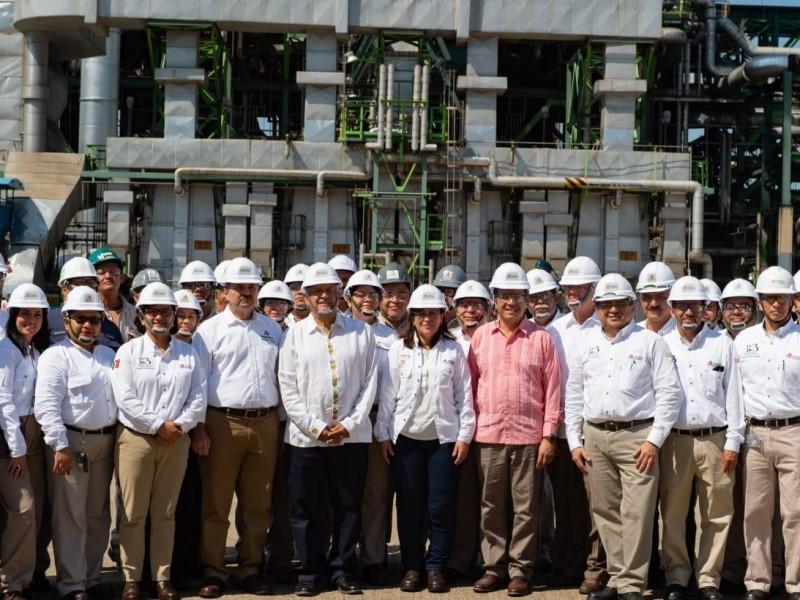 López Obrador visitará refinería en Salina Cruz