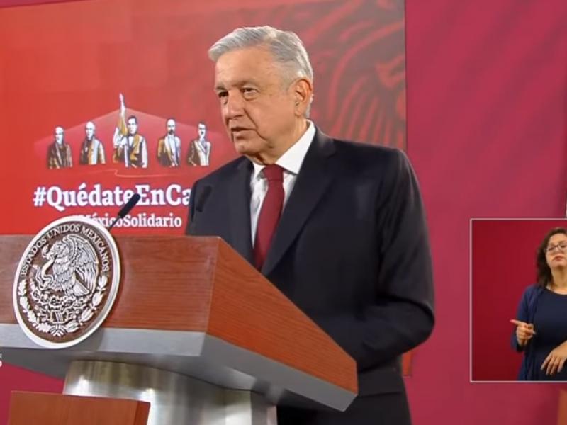 López Obrador visitará Zacatecas el próximo jueves 20 de agosto