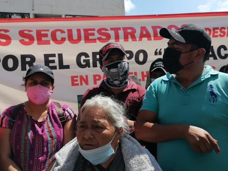 Los 21 retenidos por El Machete  continúan desaparecidos