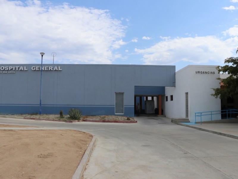 Los Cabos, municipio con mayor número de pacientes hospitalizados