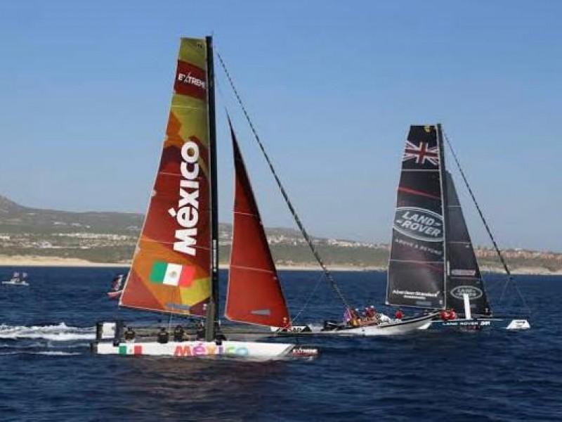 Los Cabos sede del Extreme Sailing Series