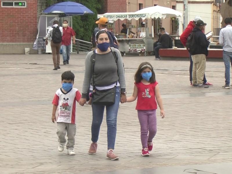 Los cubrebocas caseros son los mejores durante la pandemia: IMSS