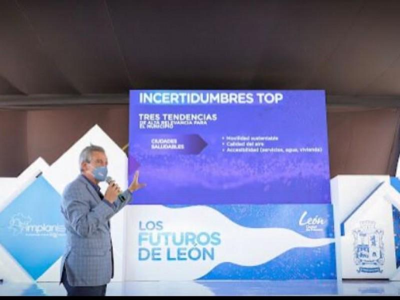 Los futuros de León