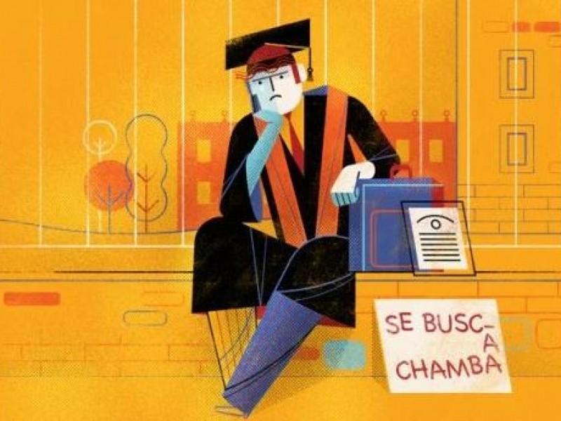 Los jóvenes, los más afectados por el desempleo en México