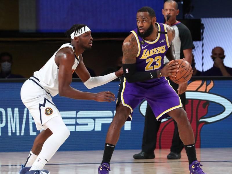 Los Lakers vuelven a las finales de la NBA