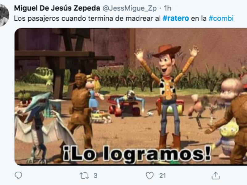 Los mejores memes que dejó el asalto de Texcoco