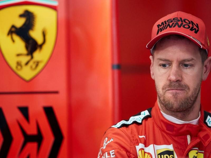 Los motivos de la separación Vettel-Ferrari