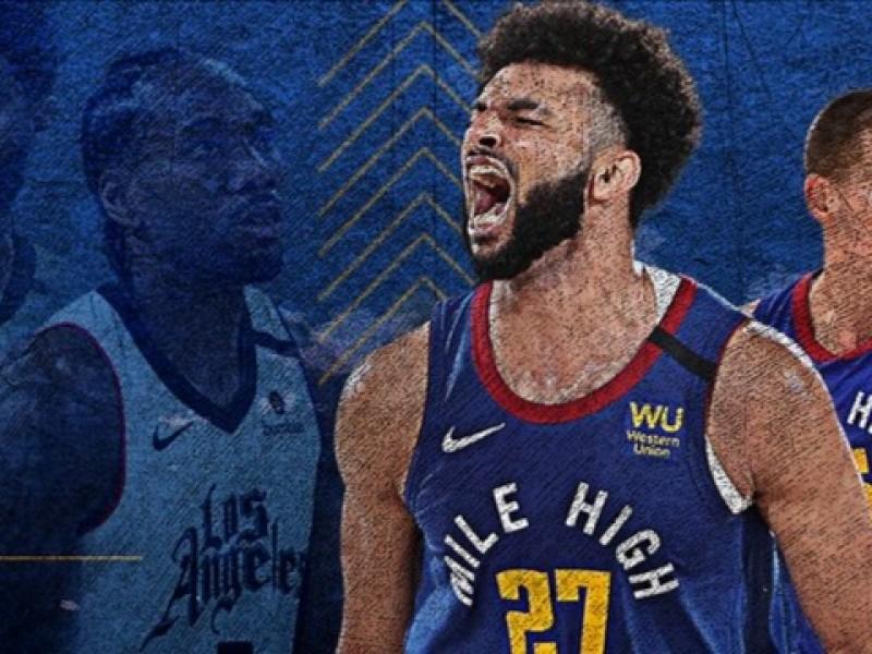 Los Nuggets remontaron la serie. Enfrentarán a Lakers