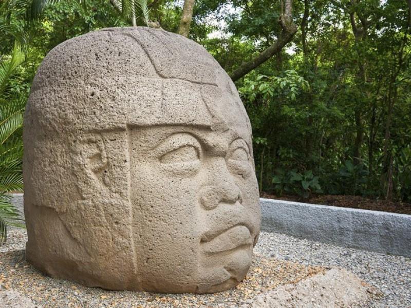 Los Olmecas son de América, no de África: UNAM