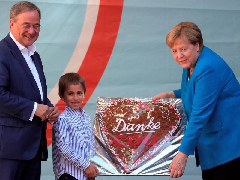 Los partidos alemanes intentan arañar votos en unas generales inciertas