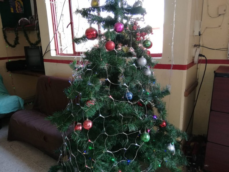 Luces de navideñas una bomba de tiempo