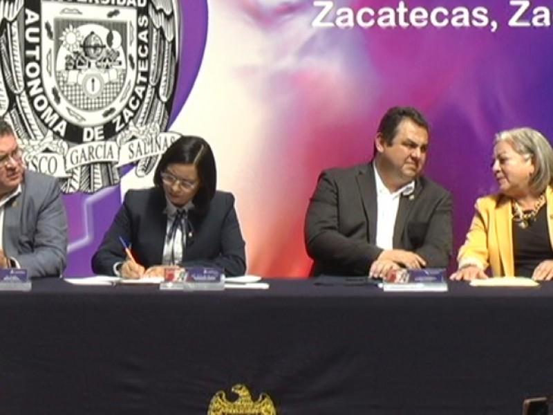Lucharán contra violencia de género en la UAZ