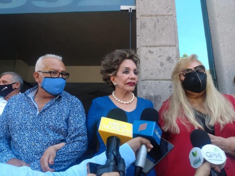 Lucila Ayala impide registro de candidata a gobernadora por RSP