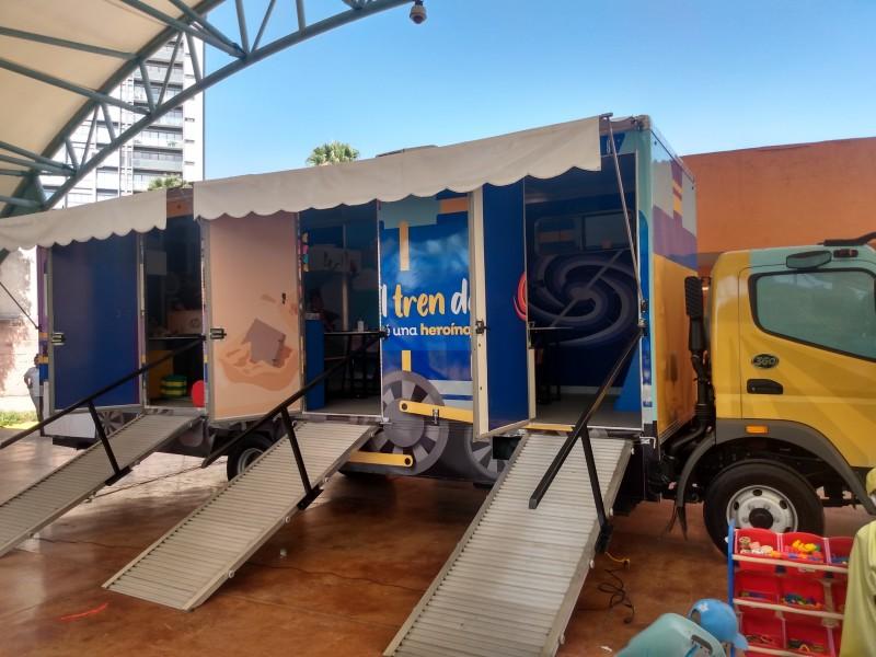 Ludotecas visitarán a niños en colonias marginadas de ZMG