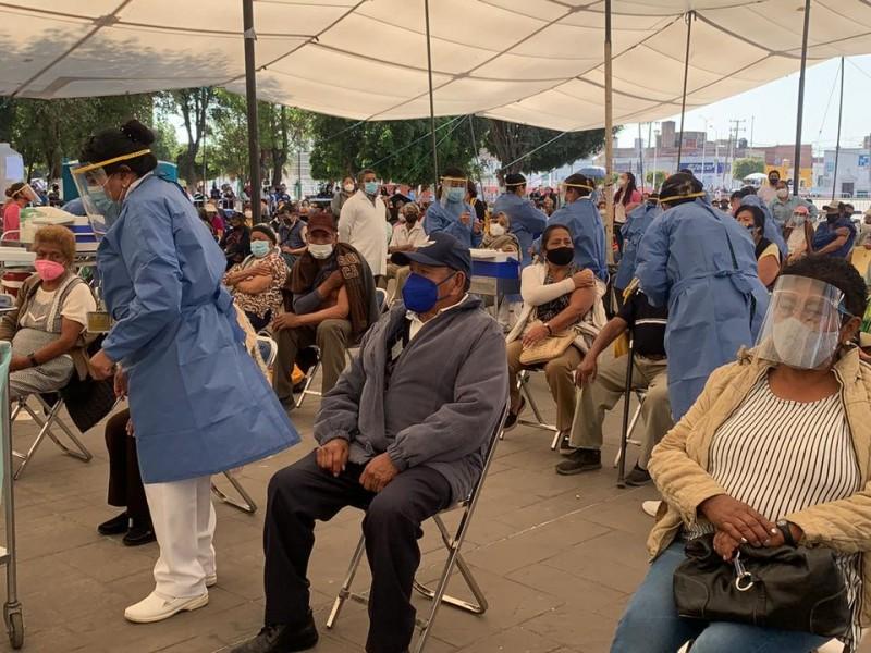 Lunes inicia jornada de vacunación en el sur de Puebla