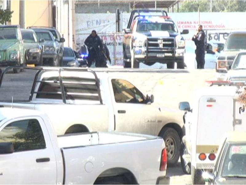 Lunes violento en Zacatecas, suman cinco muertos