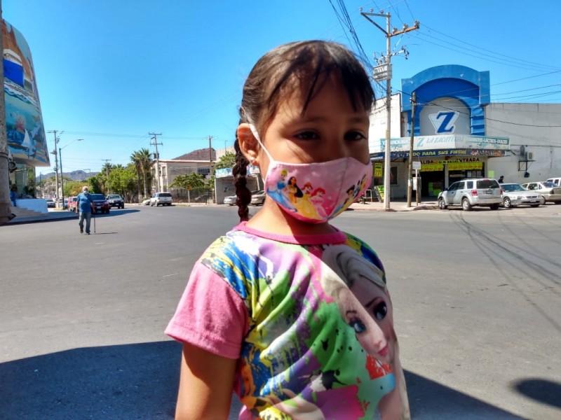 Lupita se perdió el kinder, impactos para la niñez enpandemia