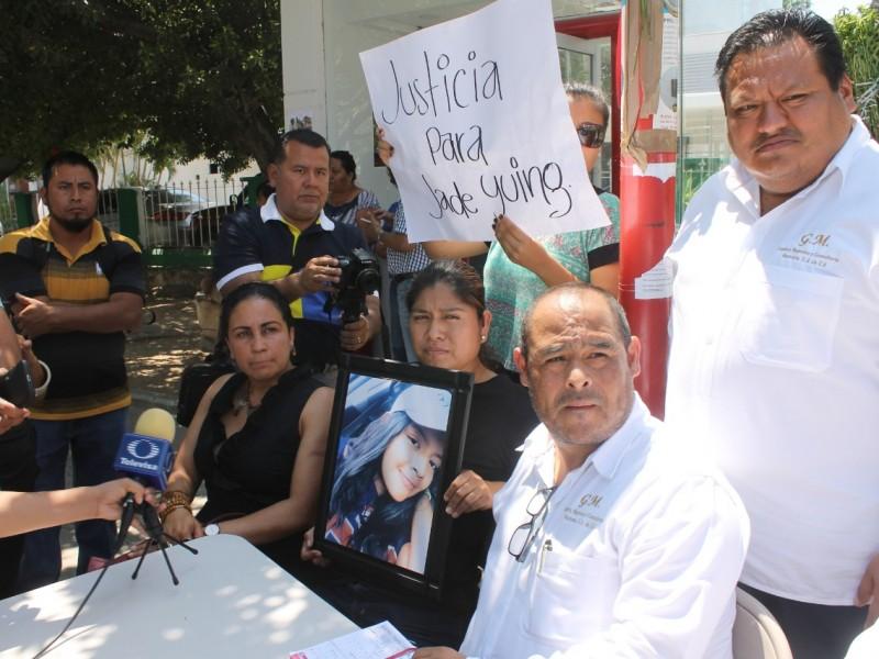 Madre de deportista chiapaneca asegura que menor no se suicidó