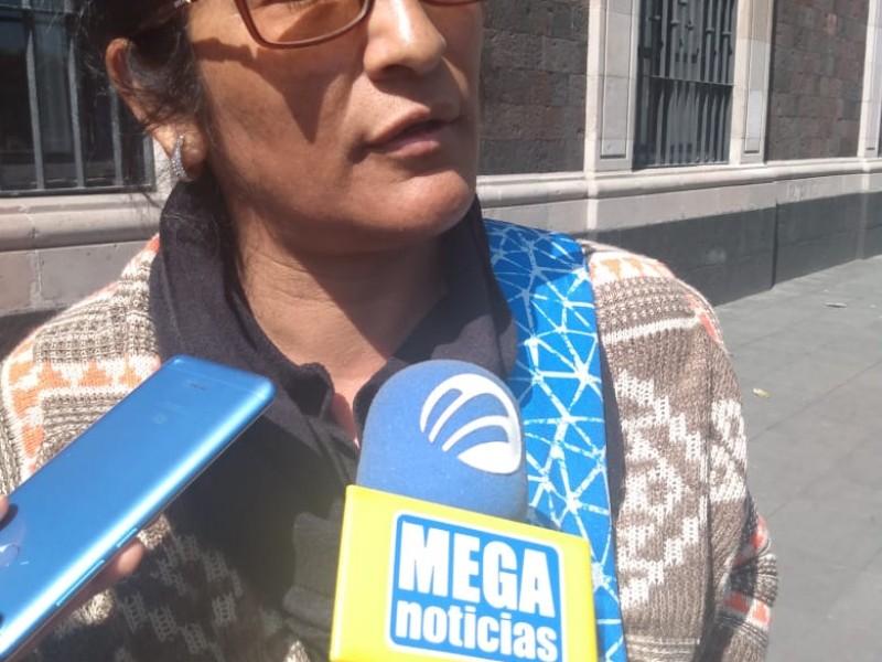Madre de Fátima pide justicia