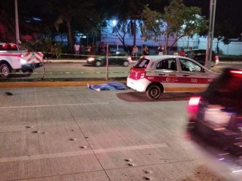 Madre e hija mueren tras ser atropelladas por taxista