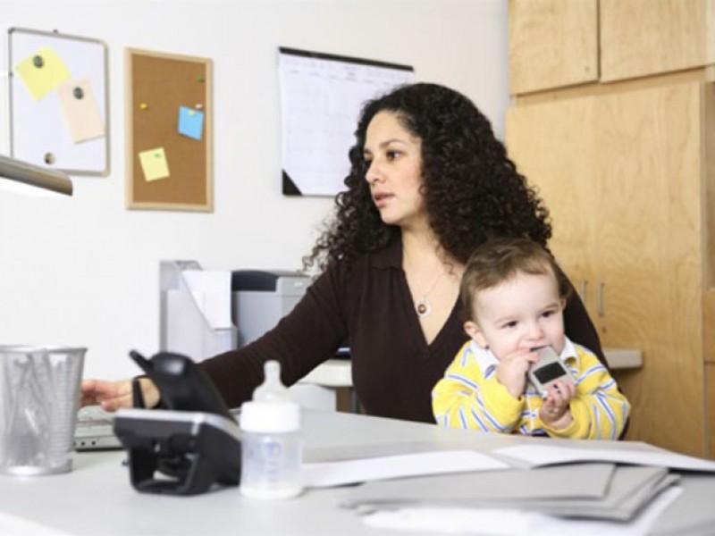 Madres trabajadoras son beneficiadas