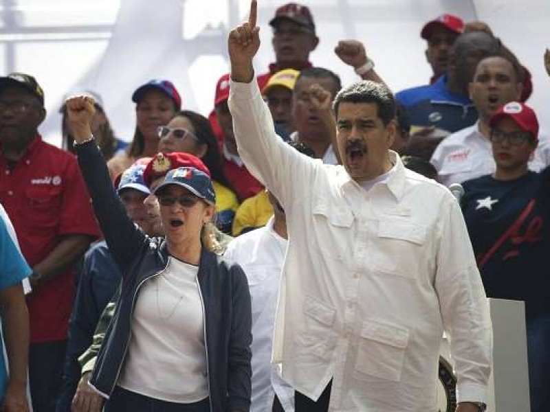 Maduro atribuye apagón a ataque cibernético de EUA
