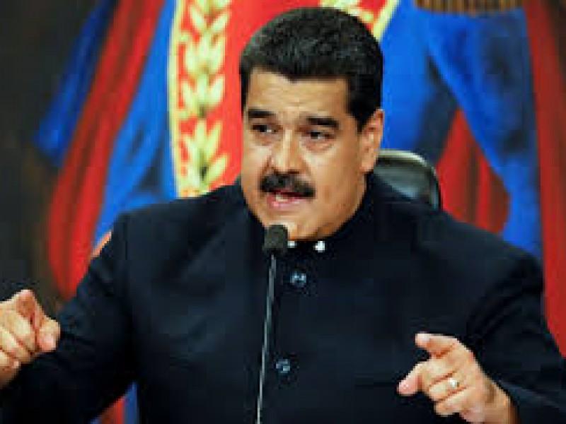 """Maduro: ayuda es """"tapadera"""" de invasión de EUA"""