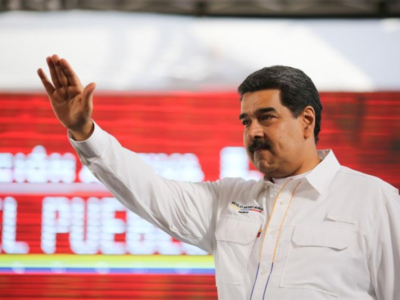 Maduro cierra frontera con Brasil
