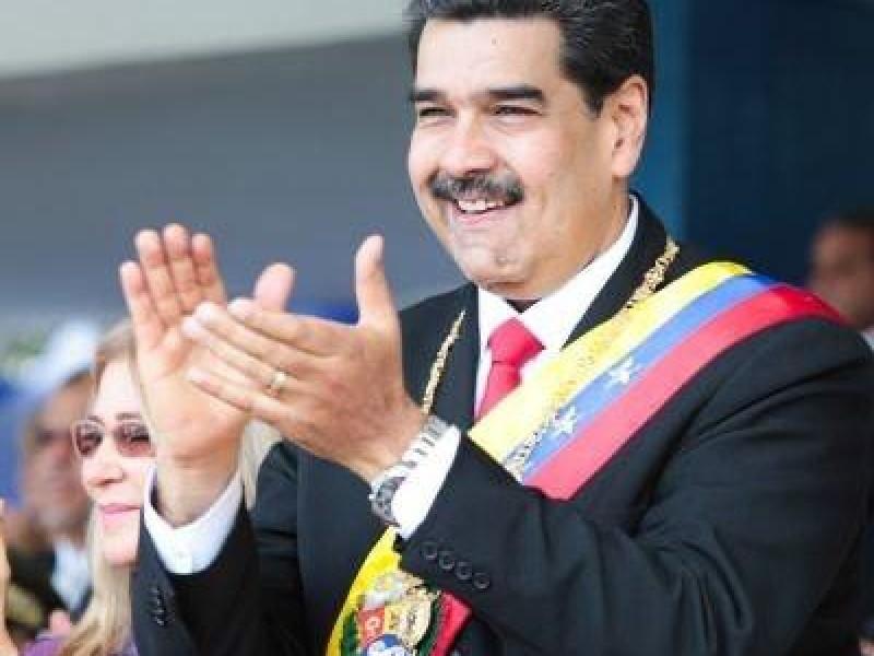 """Maduro dispuesto a """"pasar la página"""" con EEUU"""