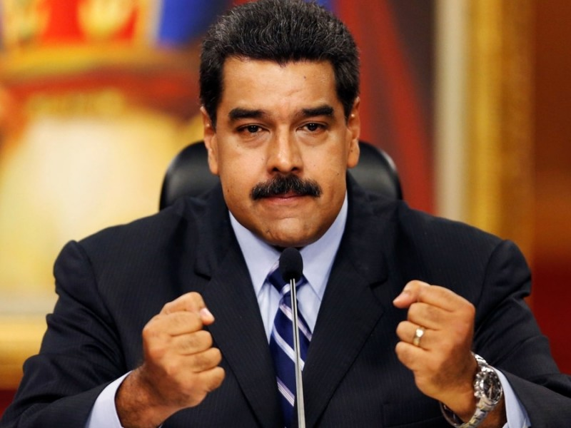 "Maduro llama a consolidar ""victoria"" frente apagón"