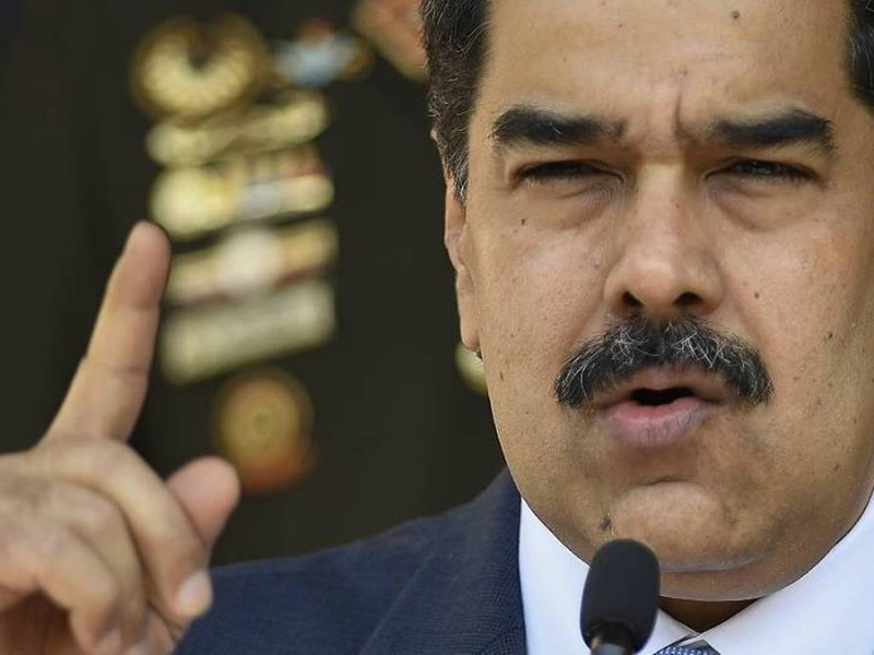 Maduro propone que Venezuela sea proveedora de gas a México
