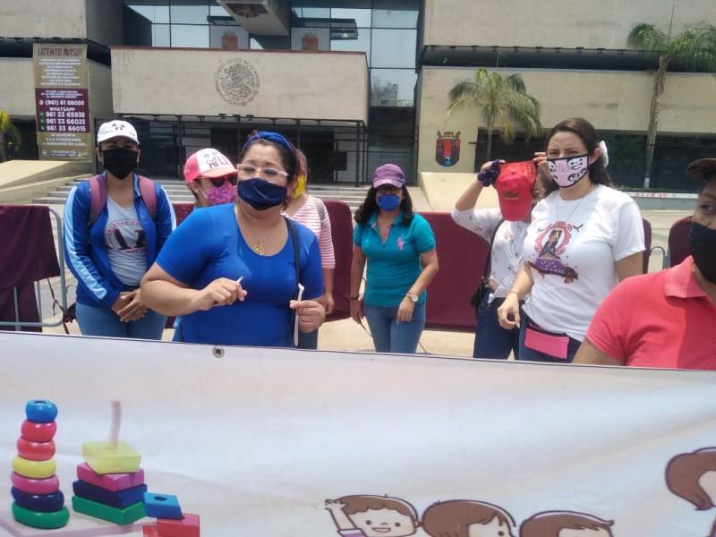 Maestras idoneas siguen sin plazas desde 2013