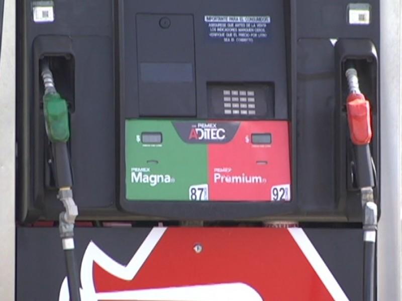 Magna se vende hasta en 19.97 por litro