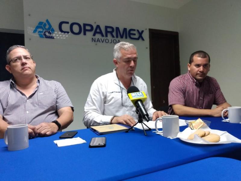 Mala imagen de Navojoa ahuyenta a inversionistas: COPARMEX