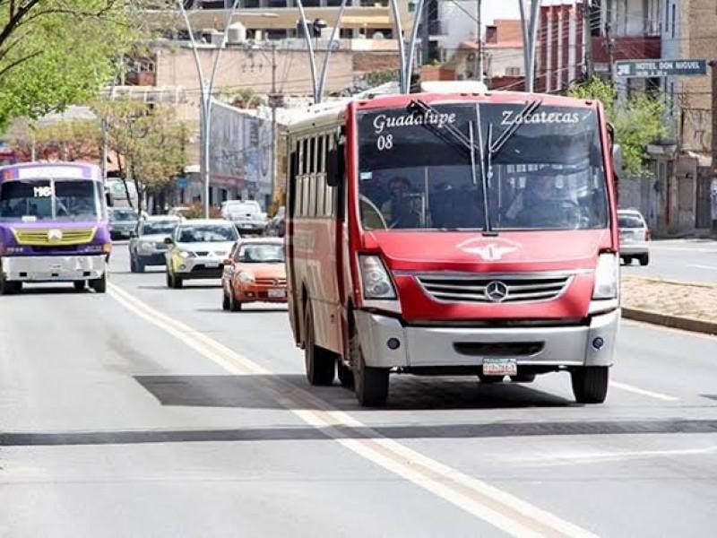 Malas condiciones e inseguridad en transporte público