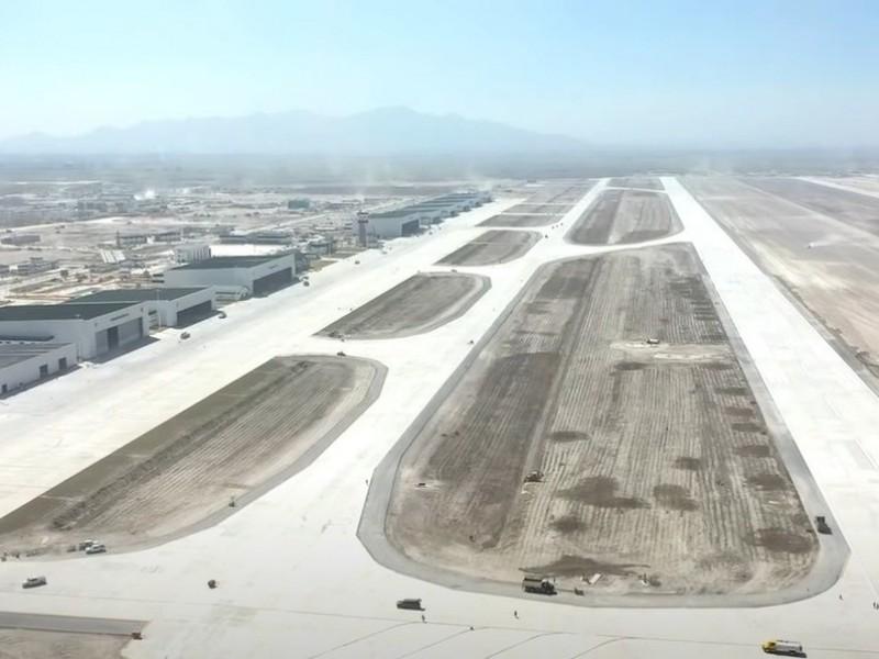 Mañana aterrizarán aviones militares y comerciales en Santa Lucía