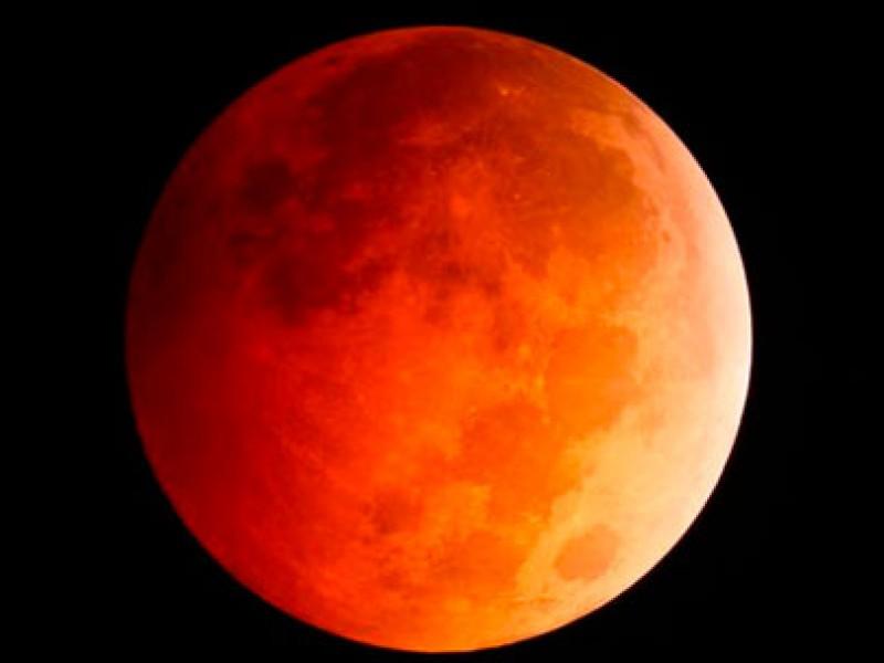 Mañana, capitalinos podrán observar a Marte muy brillante