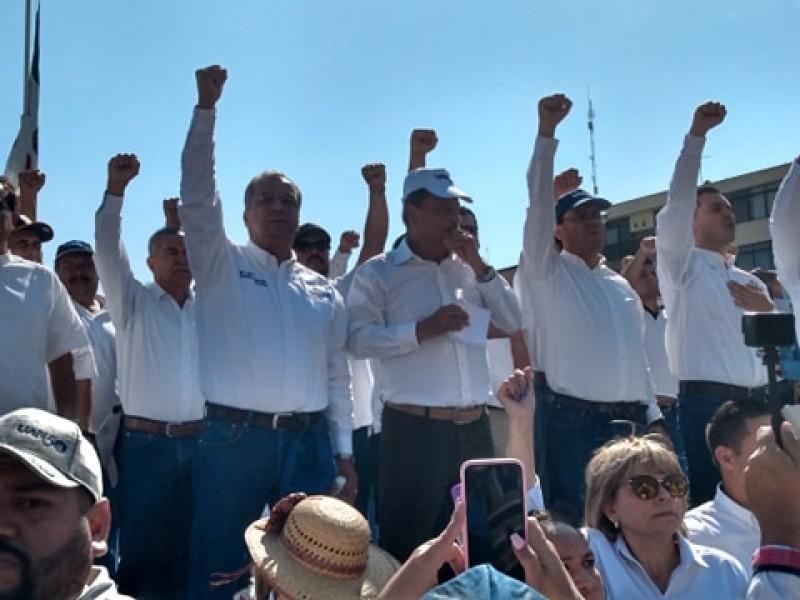 Mañana desglozarán adeudos a sindicatos