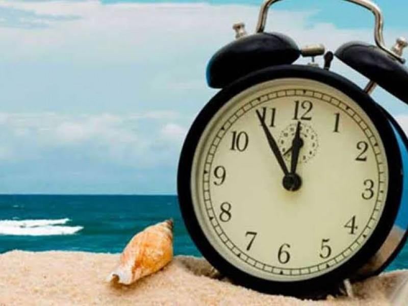 Mañana inicia horario de verano