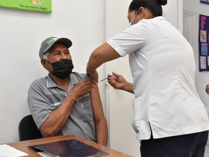 En Centros de Salud y UJED aplicarán vacunas Covid