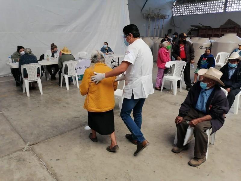 Mañana martes inicia vacunación en Puerto de Veracruz en 16-módulos