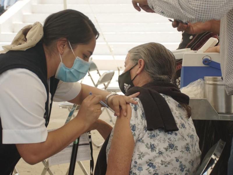 Mañana reanudan aplicación de segunda dosis de Sinovac en Michoacán
