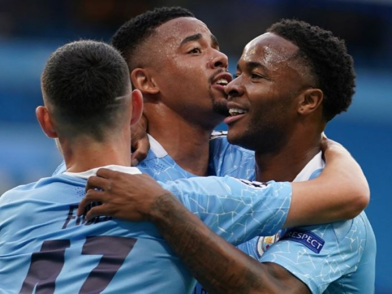 Manchester City elimina al Real Madrid